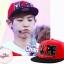 หมวกแฟชั่น EXO-AAPE CHANYEOL (สีแดง) thumbnail 1