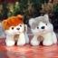 ตุ๊กตาน้องหมาไซบีเรียนฮัสกี้ Amangs thumbnail 1