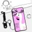 เคส VIVO V3 ซิลิโคน soft case สกรีนลายการ์ตูนน่ารักๆ พร้อมสายคล้องและแหวน ราคาถูก thumbnail 11