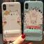 เคส iPhone X พลาสติก TPU สกรีนลายน่ารักมากๆ สามารถดึงกางออกมาตั้งได้ ราคาถูก thumbnail 4