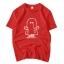 เสื้อยืด (T-Shirt)ลายการ์ตูน แบบ J-hope thumbnail 7
