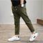 กางเกง สีเขียว แพ็ค 5 ชุด ไซส์ 120-130-140-150-160 (เลือกไซส์ได้) thumbnail 2