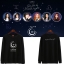 เสื้อแขนยาว (Sweater) GFRIEND - Time for the moon night thumbnail 1