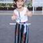 เสื้อ+กางเกง สีฟ้า แพ็ค 6 ชุด ไซส์ 110-120-130-140-150-160 (เลือกไซส์ได้) thumbnail 3