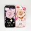 เคส tpu ดอกไม้ห้อยมุกแต่งเพชร ไอโฟน 7 Plus 5.5 นิ้ว(ใช้ภาพรุ่นอื่นแทน) thumbnail 1