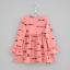 เสื้อ สีชมพู แพ็ค 5ชุด ไซส์ 100-110-120-130-140 thumbnail 2