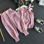 เสื้อ+กางเกง สีชมพู แพ็ค 5ชุด ไซส์ 100-110-120-130-140 thumbnail 3