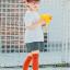 ถุงเท้ายาว สีแดงอิฐ แพ็ค 12 คู่ ไซส์ L ประมาณ 6-8 ปี thumbnail 2