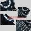เสื้อแขนกุด BTS (ชื่อเมมเบอร์) สีดำ v.1 thumbnail 4