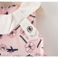 ชุดเดรสสีชมพูลายดอกไม้ [size 6m-1y-18m-2y] thumbnail 3