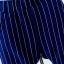 ชุดเซตแขนยาวเสื้อกั๊กสีน้ำเงินเนคไทน์สีแดง แพ็ค 4 ชุด [size 6m-1y-2y-3y] thumbnail 4