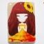 เคสยางลายการ์ตูนสาวเกาหลี Ipad mini thumbnail 2