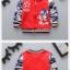 เสื้อกันหนาว Avengers สีแดง [size 2y-3y-4y] thumbnail 2