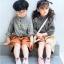 ถุงเท้าสั้น คละสี แพ็ค 10คู่ ไซส์ L (อายุประมาณ 6-8 ปี) thumbnail 9
