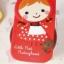เคส Samsung S3 เคสซิลิโคน 3D หนูน้อยหมวกแดงน่ารักๆ Little Red Riding Hood-dimensional cartoon silicone thumbnail 6