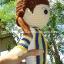 ตุ๊กตาถัก คนรับปริญญา 13 นิ้ว thumbnail 3
