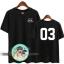 เสื้อยืด (T-Shirt) G-FRIEND - LOL (ชื่อเมมเบอร์) thumbnail 6