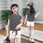 เสื้อ+กางเกง แพ็ค 5 ชุด ไซส์ 120-130-140-150-160 (เลือกไซส์ได้) thumbnail 3