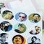สติ๊กเกอร์กลม BIGBANG (ขนาด A5) thumbnail 4