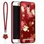 เคส Lenovo K5 Note ซิลิโคนแบบนิ่ม สกรีนลายดอกไม้ สวยงามมากพร้อมสายคล้องมือ ราคาถูก (ไม่รวมแหวน) thumbnail 3