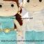 ตุ๊กตาแต่งงานชุดไทย แบบ5 thumbnail 4
