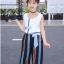 เสื้อ+กางเกง สีฟ้า แพ็ค 6 ชุด ไซส์ 110-120-130-140-150-160 (เลือกไซส์ได้) thumbnail 4