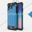 เคส Samsung A8 Star เคสกันกระแทกแยกประกอบ 2 ชิ้น ด้านในเป็นซิลิโคนสีดำ ด้านนอกพลาสติกเคลือบเงาโลหะเมทัลลิค ราคาถูก thumbnail 9