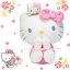Hello Kitty with little twins plush doll SIZE L &#x1F380 thumbnail 1