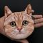 กระเป๋าใส่เหรียญ น่ารัก ขนาดกลาง แมวน้อย 3 thumbnail 1