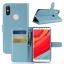 เคส Xiaomi Redmi S2 แบบฝาพับหนังเทียม ด้านในใส่บัตรได้ พับตั้งได้ ราคาถูก thumbnail 9