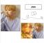 สมุด BTS - LOVE YOURSELF (เมมเบอร์) thumbnail 7