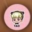 เข็มกลัด EXO TAO พร้อมส่ง thumbnail 1