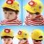 หมวกน้องหมีสีเหลือง แพ็ค 3 ชิ้น thumbnail 2