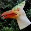 โมเดล ถุงมือยาง หัวนกไดโนเสาร์ thumbnail 2