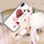 เคส Huawei Nova 3i เคสลายหัวใจ แนวคุณหนู หวานๆ มีสายหนังเทียมลายเดียวกับเคสสำหรับสอดมือที่หลังเคส ใช้งานสะดวก แนวได้อีก สวยมากๆ thumbnail 3