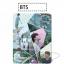 แผ่นรองเม้าส์ BTS - LOVE YOURSELF thumbnail 1