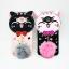 ซัมซุง J7(version2) เคสtpuแมวดำห้อยขนเฟอร์ thumbnail 5