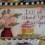 ผ้าลายสาวน้อยคัพเค็ก thumbnail 2