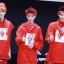 [พร้อมส่ง] เสื้อฮู้ดแขนกุดกว้าง EXO WOLF 88 (สีแดง) thumbnail 3