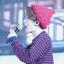 หมวกแฟชั่น EXO PLANET #2 The EXO' LuXion สีแดง thumbnail 2
