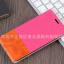 เคส Huawei Y9 (2018) แบบฝาพับสีทูโทน สามารถพัยตั้งได้ ราคาถูก thumbnail 8