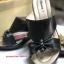รองเท้าบาจา ส้นเตารีด รุ่นโบรวบสีดำ thumbnail 1
