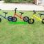 จักรยานฝึกการทรงตัว OSAKA BALANCE BIKE รุ่น BABY TIGER ล้อ 12 นิ้ว (เหล็ก) thumbnail 15