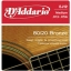 สายกีตาร์โปร่ง D'Addario EJ12 80/12 Bronze Acoustic Guitar Strings, Medium, 13-56 thumbnail 1