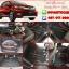 พรมดักฝุ่นไวนิลเข้ารูปปูพื้นในรถยนต์ Honda BR-V 2016 สีดำขอบแดง thumbnail 1