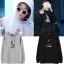 เสื้อฮู้ด (Hoodie) Hijacking! แบบ Jinyoung WANNA ONE thumbnail 1