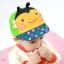 หมวกผึ้งสีเหลือง แพ็ค 3 ชิ้น thumbnail 1