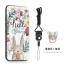 เคส Huawei GR5 (2017) พลาสติกสกรีนลายการ์ตูนน่ารักๆ พร้อมแหวนและสายคล้อง ราคาถูก thumbnail 5