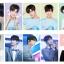 เซตการ์ดใส / การ์ดใสลายเซ็น Jinyoung thumbnail 2