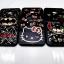 เคสซัมซุง J7 Pro แข็งผิวเงาดำพิมพ์การ์ตูนทอง thumbnail 5